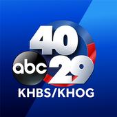 40/29 News icon