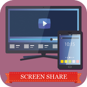 All Share Cast For Smart Tv : Screen Mirroring icon