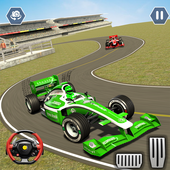 Extreme formula car racing games: New car games icon