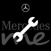 Mercedes me Service icon