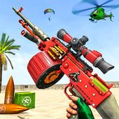 FPS Commando Shooting Mission: New Shooting Games icon