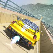 Mega Ramp Car Stunts icon