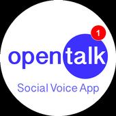 Live Audio Chat: Make new friend & Improve English icon
