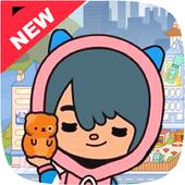 TOCA Life World Town 2020 FreeGuide icon