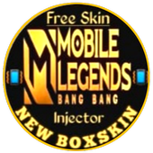 BOXSKIN : Free Skin ML icon