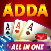 Adda : Call Break , Teen Patti , Rummy , Solitaire icon