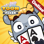 Toon Poker Texas Online Card Game icon