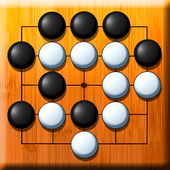 Go - Learn & Play - Baduk Pop (Tsumego/Weiqi Game) icon