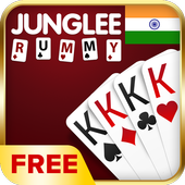 Indian Rummy Card Game: Play Online @Junglee Rummy icon