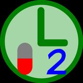 Medicine Schedule 2 icon