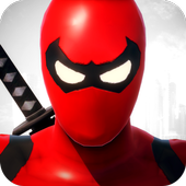 POWER SPIDER - Ultimate Superhero Parody Game icon