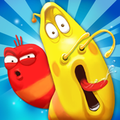 Larva Heroes icon