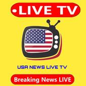 USA News Live TV icon