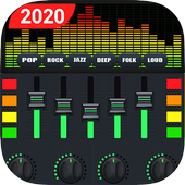 Equalizer lite - Bass Booster & Volume Booster icon