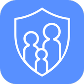 Avast Family Shield - parental control icon