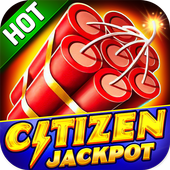 Citizen Jackpot Casino - Free Slot Machines icon
