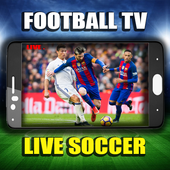 LIVE FOOTBALL TV + LIVE SOCCER + FOOTBALL+ LIVE icon
