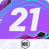 NHD 21 - Football Draft and Packs icon