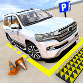 Modern Cars Parking: Doctor Driving Games icon