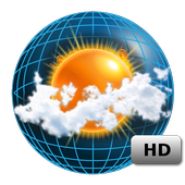 NOAA doppler radar with weather alerts - eMap HDF icon