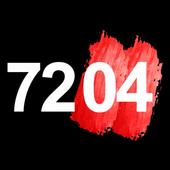 Такси 7204 icon
