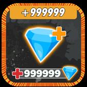 Tips For Free Diamonds Skills Garena 2021 Fire icon