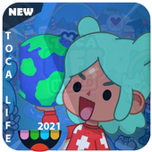 Wallpapers For TOCA Life World Town icon