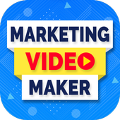 Marketing Video Maker - Promo Video, Ad Maker icon