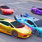 Mega Ramp Car Stunts: Free Car Games icon