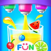 Kids Summer Drinks Maker - Blendy Juicy Simulation icon