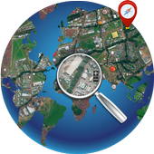 Live Earth Map icon