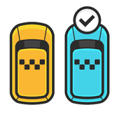 Сравни Такси: все цены такси icon