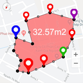Area Calculator For Land icon