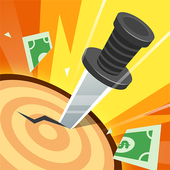 Lucky Knife 2 - Fun Knife Game 2020 icon