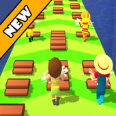 Shortcut Run Race 3D icon