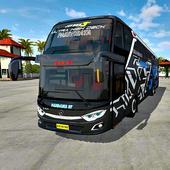 Bus Simulator Indonesia : MOD BUSSID icon