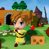 The Lost Rupees VR Cardboard 3D Adventure Action icon