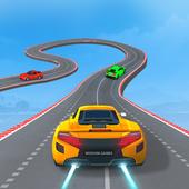 Ramp Car Stunts 3D: Mega Ramp Stunt Car Games 2020 icon