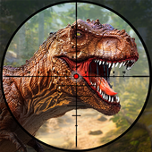 Wild Animal Hunt 2021: Dino Hunting Games icon