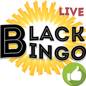 Bingo Live  Black Edition  Multiplayer Game Online icon
