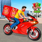 ATV Delivery Pizza Boy 2021 icon