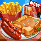 Cooking Cafe icon
