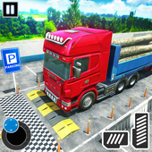 Big Truck Parking Simulation - Truck Games 2021 icon