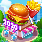 Crazy Kitchen Chef Restaurant- Ultimate Cooking icon