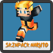 SkinPacks Naruto for Minecraft - New Skins Naruto icon