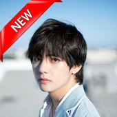 BTS V Kim Taehyung Live Wallpaper 2020 HD 4K Photo icon