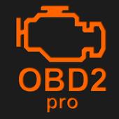 OBD2pro. Диагностика OBD ELM. Коды неисправностей. icon