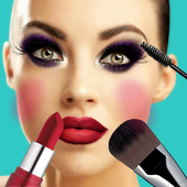 Makeup Photo Editor : Beauty Makeover App icon