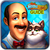 Home Scapes - with Free Guide to Building Level icon