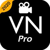 Pro VN -New  Walktrough Maker Editor Vlog Now icon